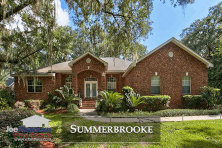 Summerbrooke Listings And Housing Report September 2018