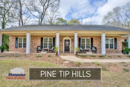 Pine Tip Hills House Listings & Market Report September 2018