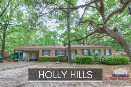 Holly Hills House Listings and Sales Report September 2018