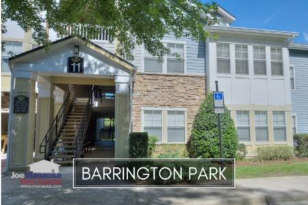 Barrington Park Listings & Condo Sales Report September 2018