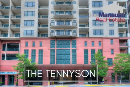 The Tennyson Condominium Listings And Sales Report October 2018