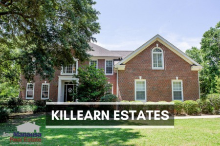 Killearn Estates Listings & Housing Report October 2018