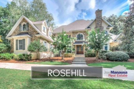 Rosehill Home Listings and Housing Report October 2018