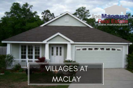 Villages At Maclay Listings And Real Estate Report October 2018