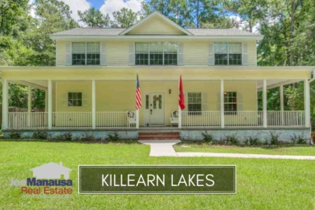 Killearn Lakes Plantation Listings And Home Sales Report October 2018