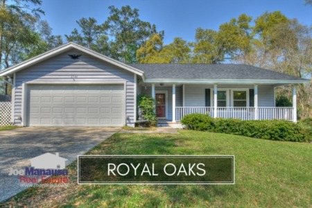 Royal Oaks Listings And Housing Sales Report November 2018
