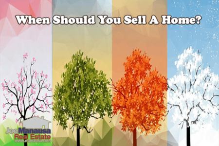 Should Real Estate Seasonality Matter To Home Sellers?