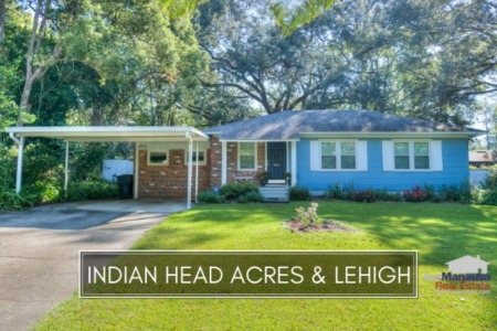 Indian Head Acres And Lehigh Listings And Real Estate Report November 2018