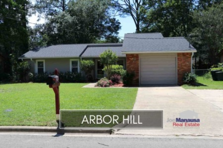 Arbor Hill Listings and Housing Report December 2018