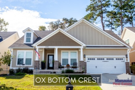 Ox Bottom Crest Listings And Sales Report December 2018