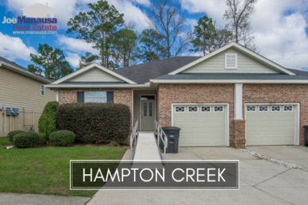 Hampton Creek Listings And Housing Report February 2019