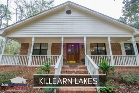 Killearn Lakes Plantation Listings And Real Estate Report January 2019