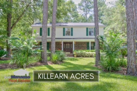 Killearn Acres Listings And Market Report January 2019