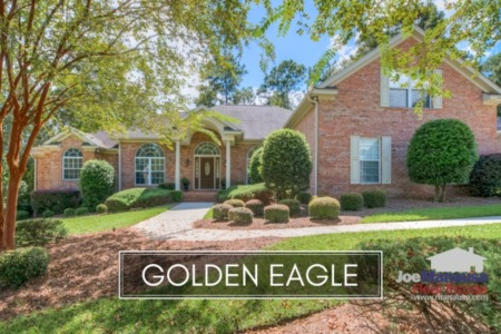 Golden Eagle Plantation Home Listings & Market Report January 2019