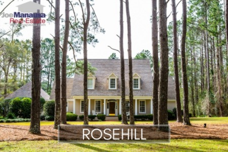 Rosehill Home Listings and Market Report March 2019