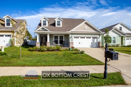 Ox Bottom Crest Listings And Sales Report March 2019