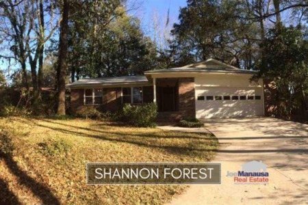 Shannon Forest Listings And Housing Report March 2019