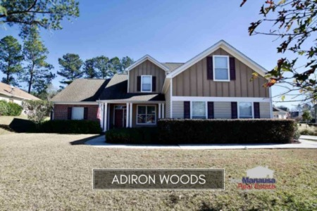 Adiron Woods Listings And Housing Report March 2019