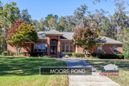 Moore Pond Listings And Housing Report May 2019