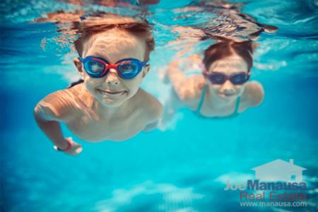 Swimming Pool Homes UNDER $500K In The 32312 Zip Code