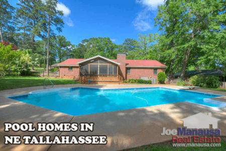 23 Great Pool Homes UNDER $500K Zoned For Montford Or Deerlake Middle School