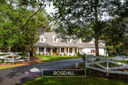 Rosehill Home Listings and Real Estate Report June 2019