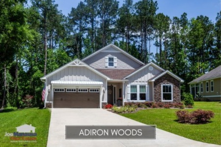Adiron Woods Listings And Housing Report July 2019