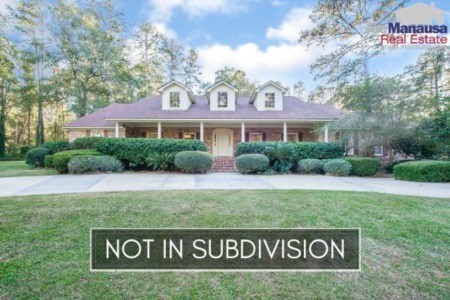 Homes for Sale in Tallahassee Outside of Subdivisions