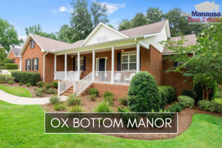 Ox Bottom Manor Home Listings and Market Report August 2019