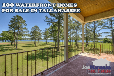 100 BREATHTAKING Waterfront Homes In Tallahassee