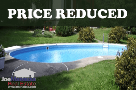 These Pool Homes Just Had Price Reductions