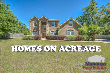 192 Reasons To Buy A Home On Acreage