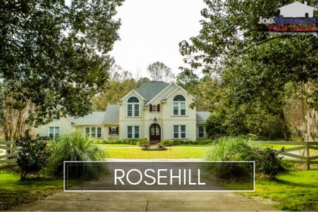 Rosehill Home Listings and Real Estate Report October 2019