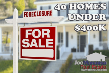 40 Foreclosures UNDER $400K In Tallahassee