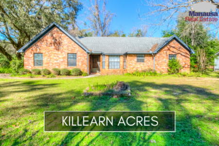 Killearn Acres Listings And Sales Report November 2019