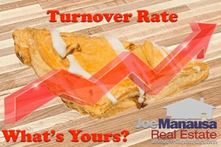 Neighborhood Turnover Rates Are Speeding Up
