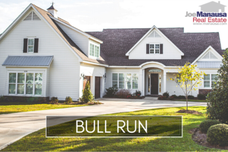 Bull Run Listings And Home Sales Report November 2019