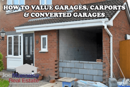 How To Value A Home With A Converted Garage