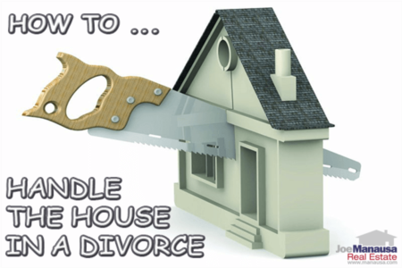 5 Ways To Handle The House In A Divorce