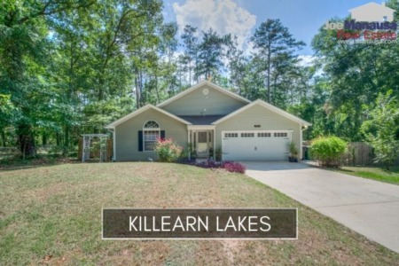 Killearn Lakes Plantation Listings And Real Estate Report December 2019