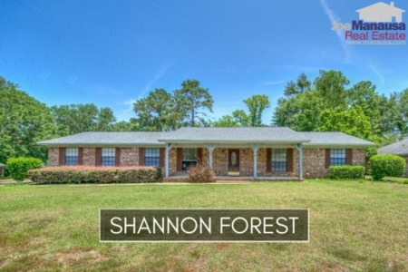 Shannon Forest Listings And Housing Report January 2020