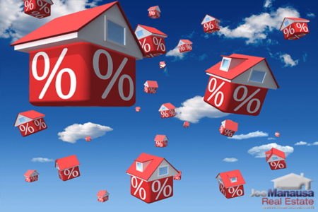 What Percentage Did Home Sellers Receive When Selling A Home?