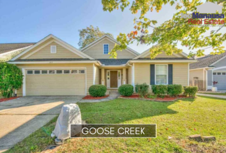 Goose Creek Listings And Sales Report January 2020
