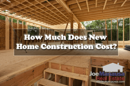 How Much Does New Home Construction Cost?