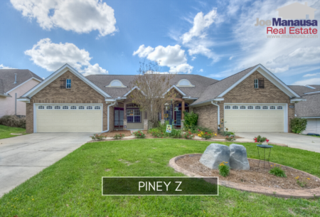 Piney Z Listings and Sales Report January 2020