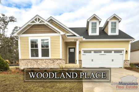 Woodland Place New Home Sales Report January 2020