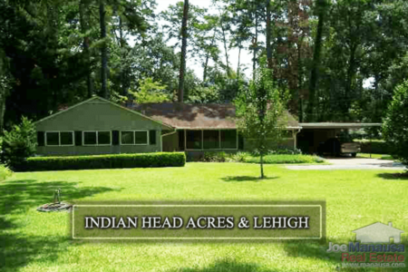 Indian Head Acres and Lehigh Housing Report January 2020