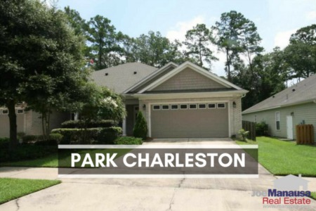 Park Charleston Listings and Home Sales Report January 2020