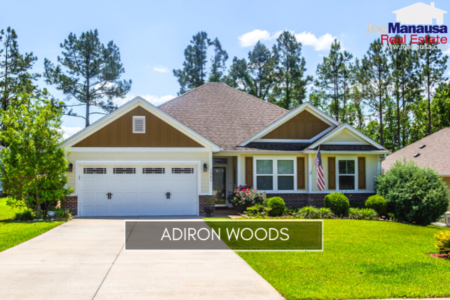 Adiron Woods Listings And Home Sales Report April 2020