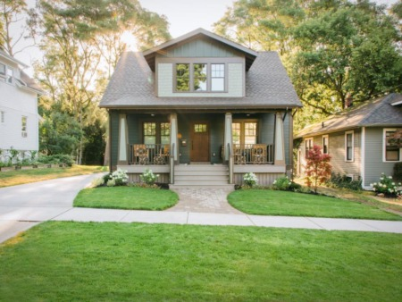 Keeping Up Your Home's Curb Appeal